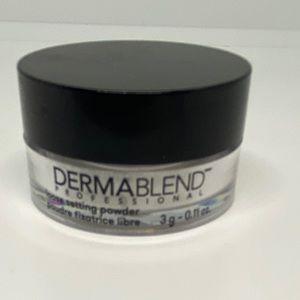 5/$25 Dermablend Setting Powder New Travel sz